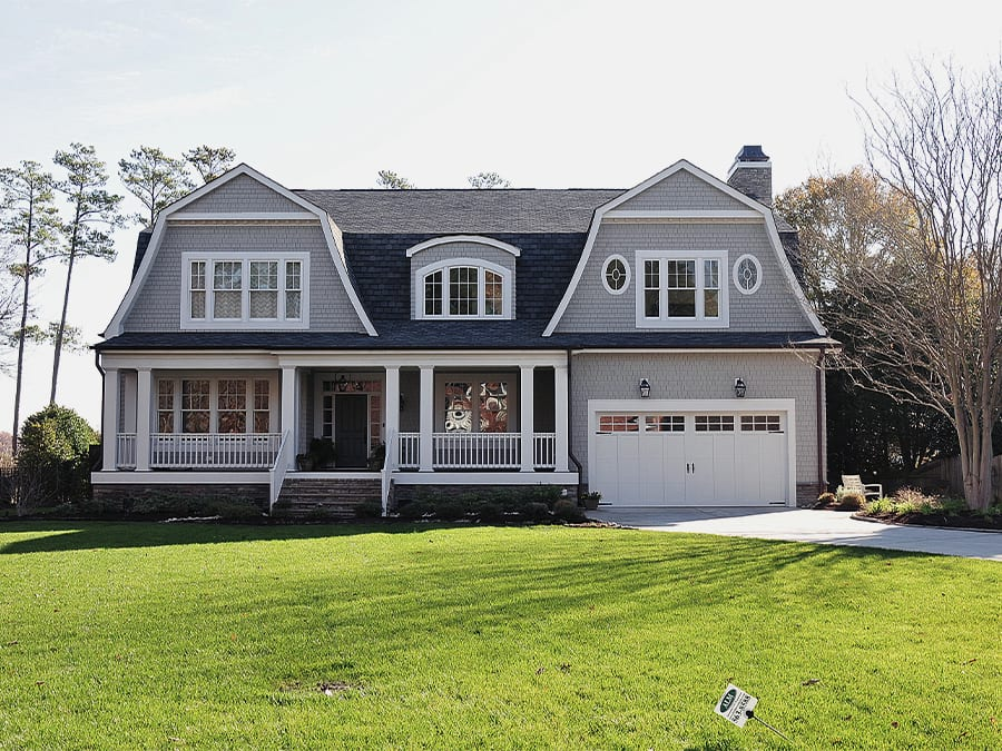 Waterfront Custom Home Chesapeake - Southeast Virginia Custom Home Builder - Key Structures, LLC