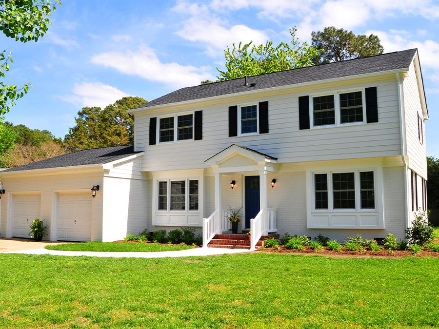 King's Grant Virginia Beach Whole House Renovation - Southeast Virginia - Key Structures, LLC