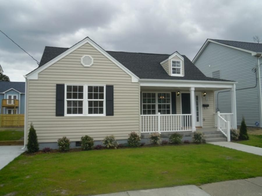 50's Bungalow Chesapeake Whole House Renovation - Southeast Virginia - Key Structures, LLC