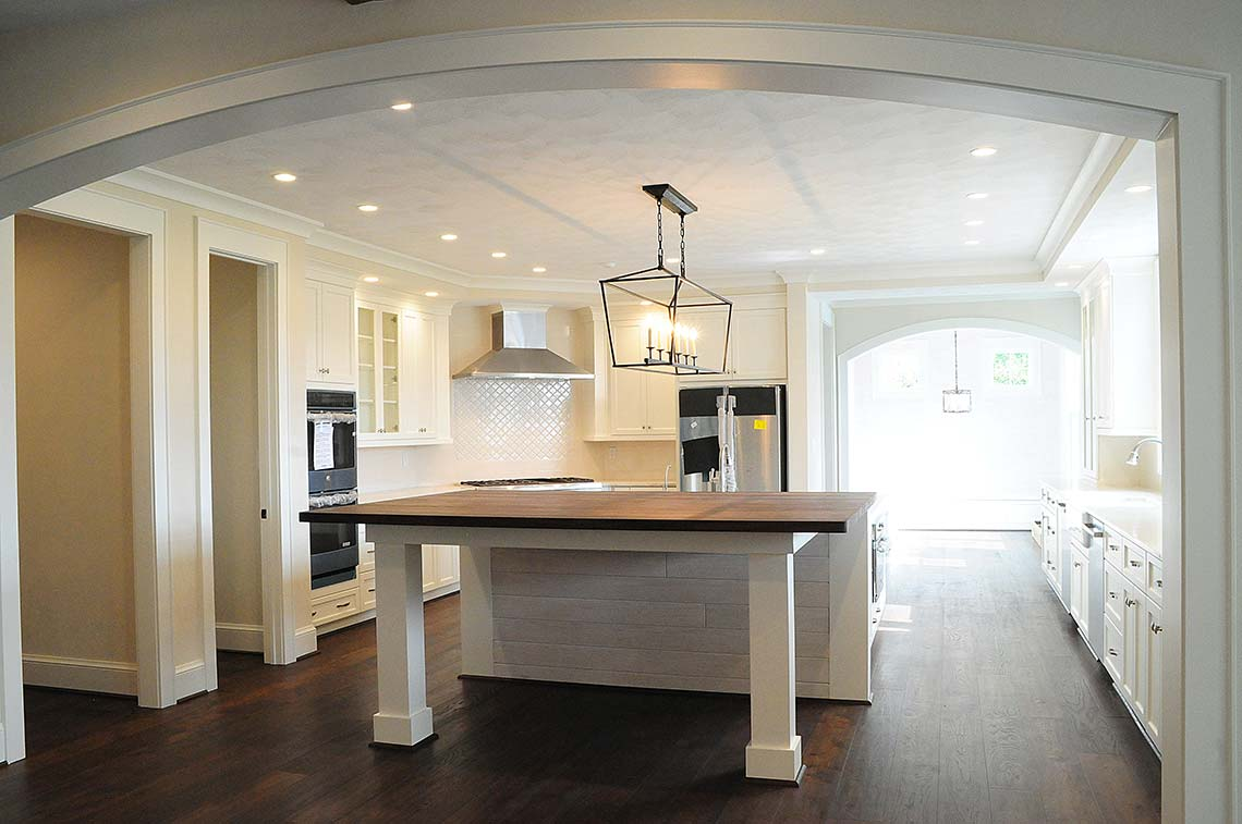 Smaller Renovations - Kitchens - Southeast Virginia Custom Home & Remodeling Contractor - Key Structures, LLC