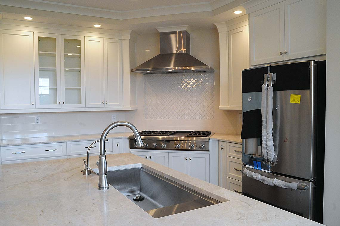 Smaller Renovations - Kitchens